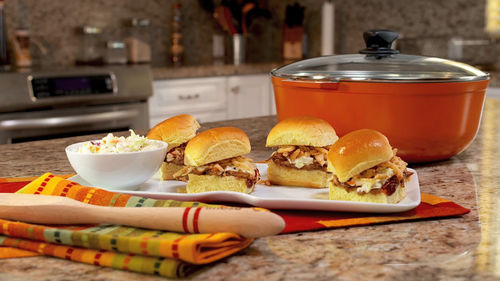 Imusa Web Video - Pulled Pork Sliders