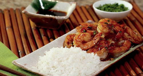 Imusa  Web - Stir Fry Shrimp