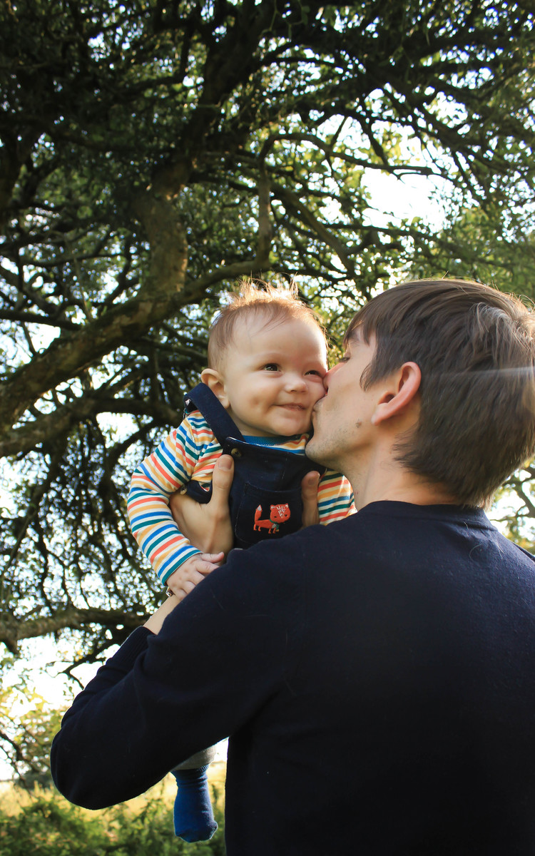 There's no love quite like daddies