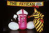 The Patican from Roamin' Holiday: A View From A Broad