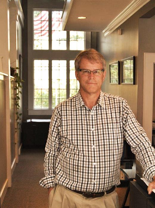 D. Wayne Rogers, AIA LEED AP Principal