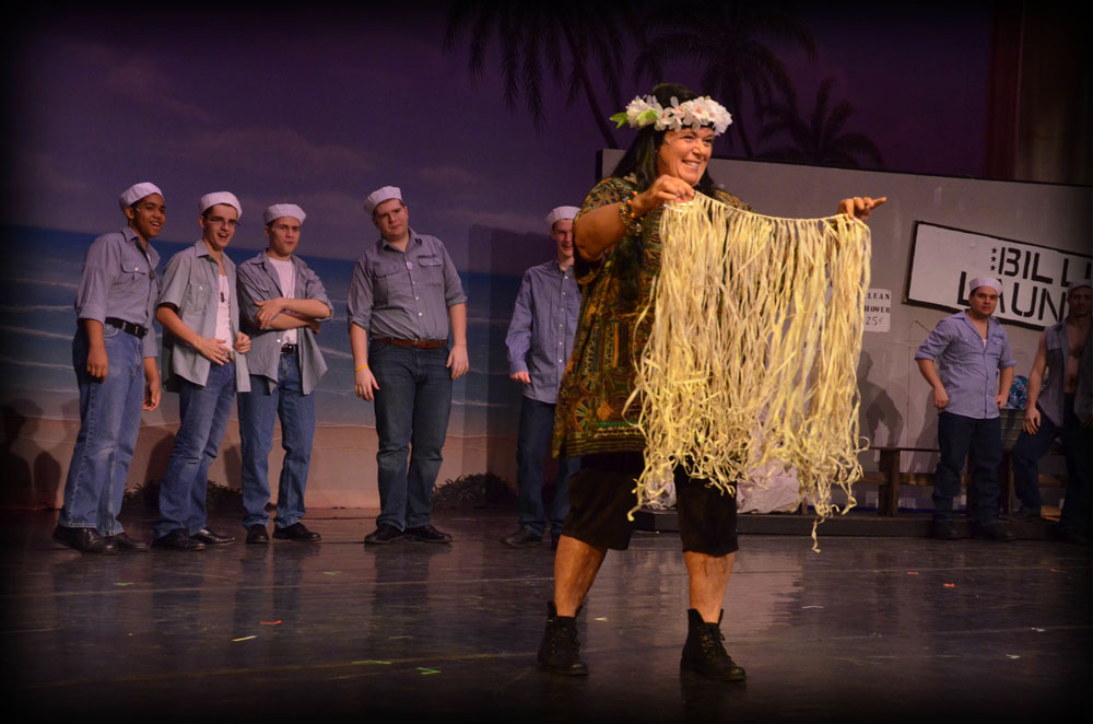 (2014) South Pacific