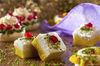 Chamcham (Indian Sweets)