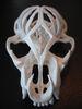 carved Badger