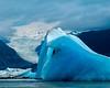 Grand Plateau Glacier and Bergs, Alaska