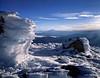 Rime Ice and Mt. Jefferson, Oregon