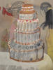 Birthday, 2017, 110 x 91 cm, oil on linen