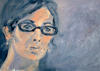 Public/Private: Portrait Using Flesh Tones + Grey