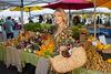 Ashley Perlstein at the Farmer's Market