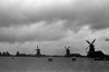 Windmills awaiting Rain, Netherlands 2015   Edition 1 of 5