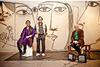 Jayasri Burman,Sakti Burman - Hello Magazine
