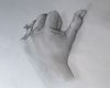 Hand Sketch (10x12 inches) Graphite on Paper 2014