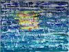 Water's Edge (40x30x1.5 inches) Acrylic on Canvas 2016