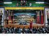 Dalai Lama and Tibetan community in exile