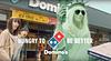 """Domino's Pizza """"Authentic NEWYORKER"""" CM"""
