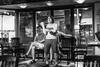 Crystal Basement Improv - Open Shutter Photography