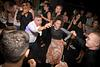 dance floor at a bat mitzvah party