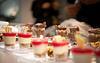 deserts at Brita party