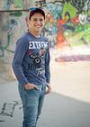 Bar Mitzvah boy graffiti Modiin