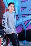 Bar Mitzvah boy graffiti NYC