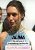 AURAA MODEL ALINA FOR ANITA DONGRE LAKME FASHION WEEK 2018