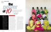 Auraa Models Nathalya & Justyna Feat in GRAZIA INDIA photographer@keegan Crasto Styling@Daniel Franklin MUA@Amanender Sidhu