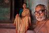 Hindu Man with Wife