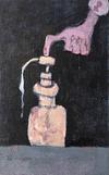 Esteem / oil on canvas / 60cm x 90cm / 2020