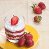 Strawberry and Cream  Dessert