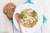 Chicken Stew with Bread