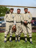 Al Simmons, Tris Speaker, and Ty Cobb - Philadelphia Athletics (1928)