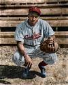 Josh Gibson - Pittsburgh Crawfords (1935)