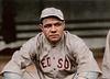 Babe Ruth - Boston Red Sox (1914)