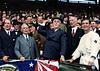 President Franklin D. Roosevelt - 1937 Opening Day First Pitch (Senators v. Athletics)