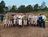 Boston Red Sox at Spring Training 1909, with Royal Rooters