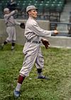 """Smoky"" Joe Wood - Boston Red Sox (1913)"