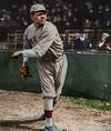 Babe Ruth - Boston Red Sox (1915)