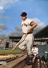Jimmie Foxx - Boston Red Sox (1938)