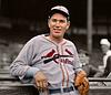 Dizzy Dean - St. Louis Cardinals (1936). Original B&W Photo © 1936 Leslie Jones