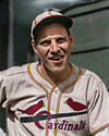 "Leo ""The Lip"" Durocher - St. Louis Cardinals (1936)"