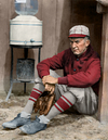 "Grover Cleveland ""Pete"" Alexander - St. Louis Cardinals (1928)"