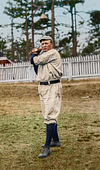 Cy Young - Boston Americans (1905)