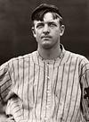 Christy Mathewson - New York Giants (1912) - Fully Restored in Sepia Tone