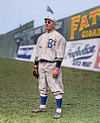 Casey Stengel - Brooklyn Robins (1915)