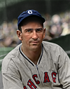 Luke Appling - Chicago White Sox (1933)