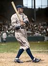 Ty Cobb - Detroit Tigers (1918)