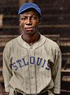 James 'Cool Papa' Bell - St. Louis Stars (1930)