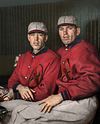 "Daffy & Dizzy Dean - St. Louis Cardinals ""Gas House Gang"" (1934)"