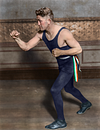 Johnny Kilbane - World Featherweight Champion (c1920)