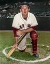 Birdie Tebbetts - Boston Red Sox (1948)